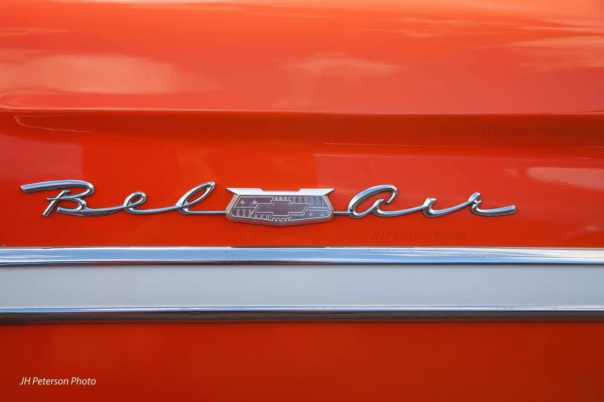 Bel Air Emblem