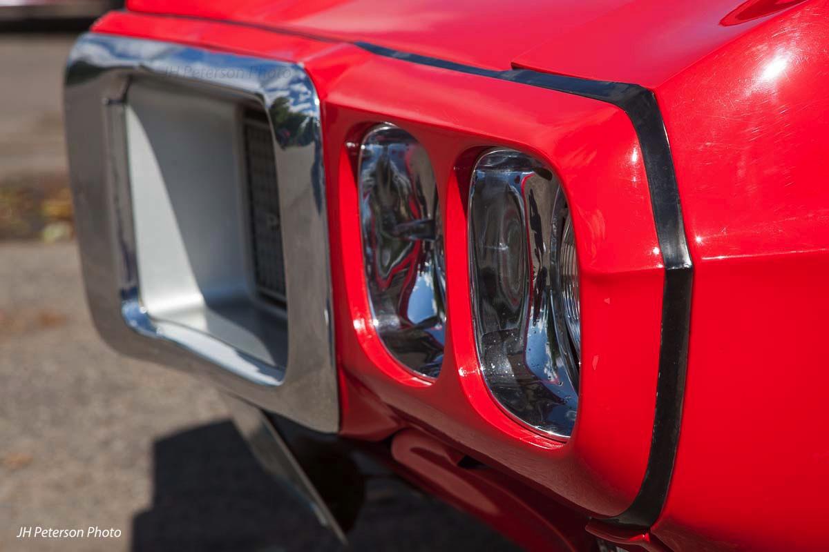 Firebird headlight